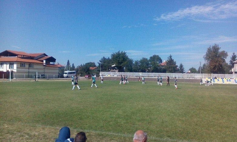 Разглеждате: ФК Драгоман - ФК 'Ком 98' - Годеч 0:3