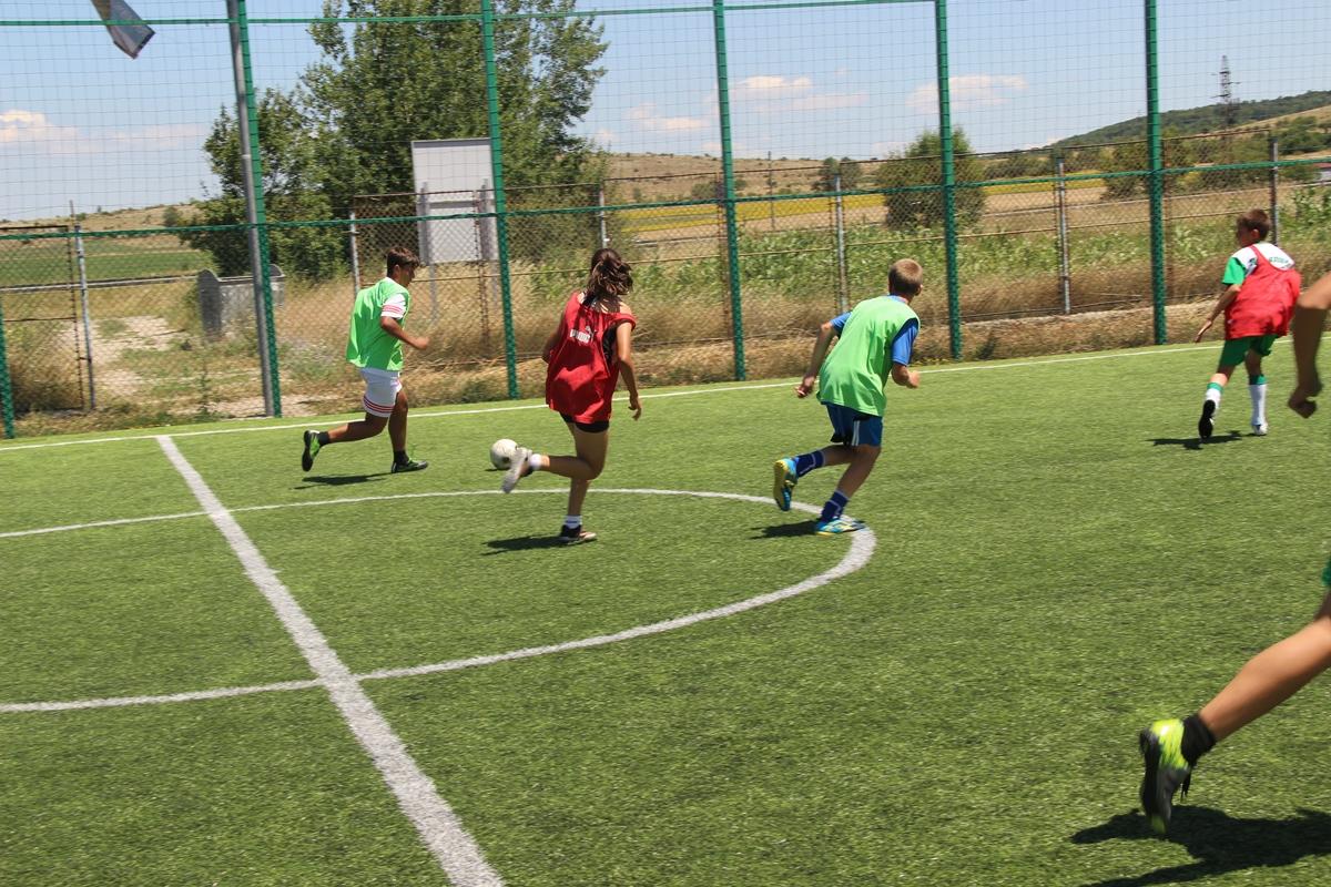 Разглеждате: Футболен турнир за деца под надслов 'Купата на кмета'
